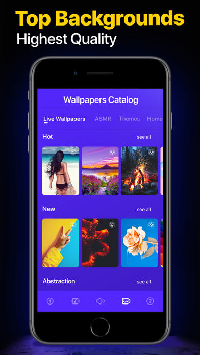 Ringtones for iPhone: RingTune Screenshot