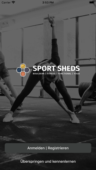 Sport ShedsScreenshot von 1