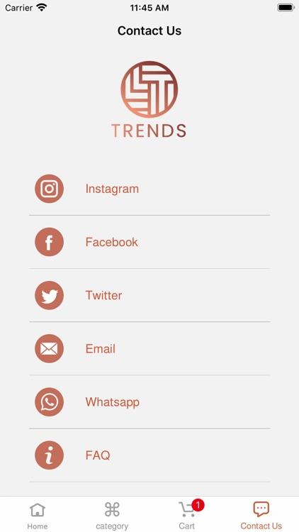 Trends ترندز screenshot-3