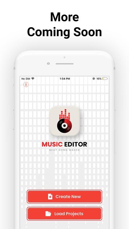 Music Editor: Beat Song Maker screenshot-5