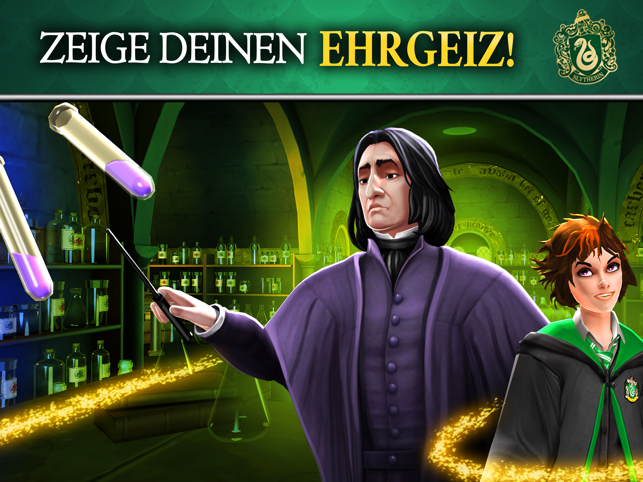 ‎Harry Potter: Hogwarts Mystery Screenshot