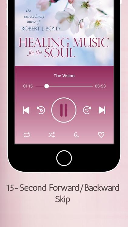 Healing Music for the Soul screenshot-6