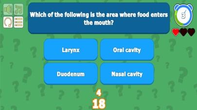 Digestive System Qz Anatomy screenshot 2