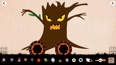 ハロウィーンの車の子供のゲーム(フル):モンスタートラック。のおすすめ画像2