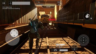 Screenshot of Afterpulse - Elite Army8