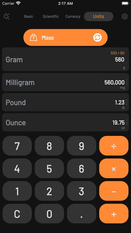 Super Calculator-Calculator HD screenshot-3