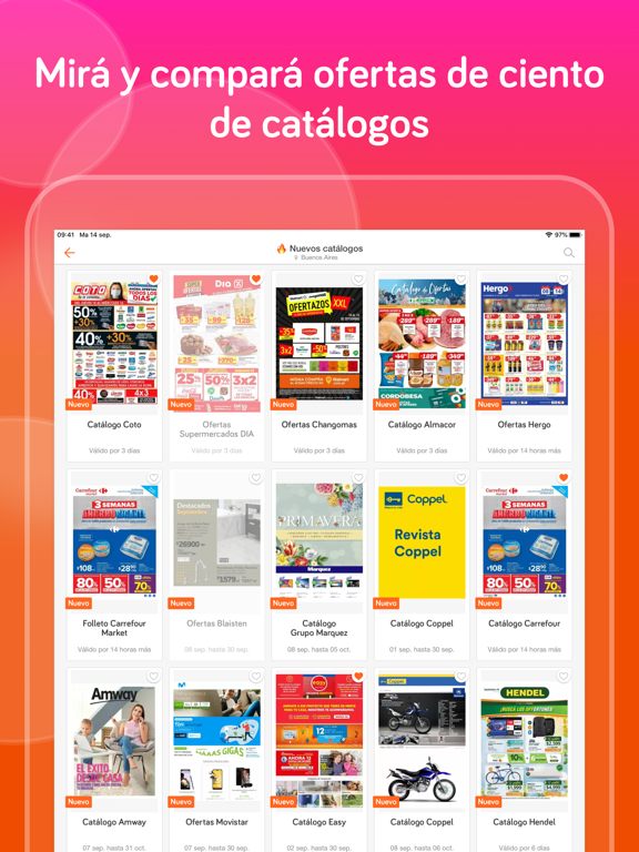 Catálogos y ofertas Argentina screenshot 10