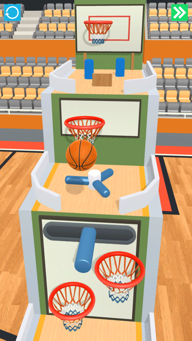 Basket Life 3D screenshot 3