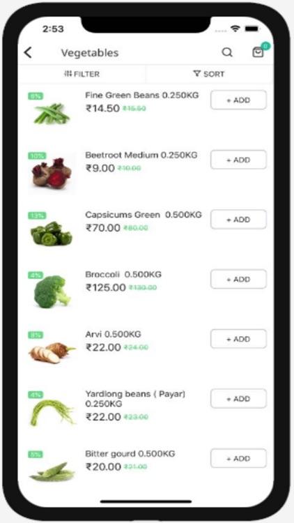 Natchdeal online shopping app screenshot-5