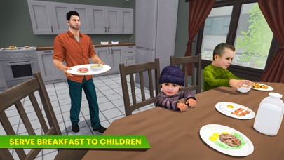 Virtual Single Dad Taxi Driver screenshot 3