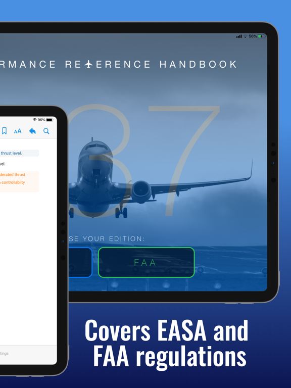 Screenshot #5 pour B737 Performance Handbook