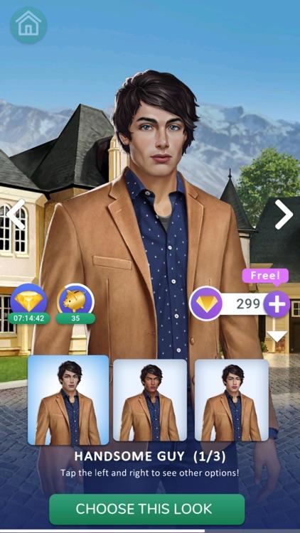Love Choice: Interactive play screenshot-7