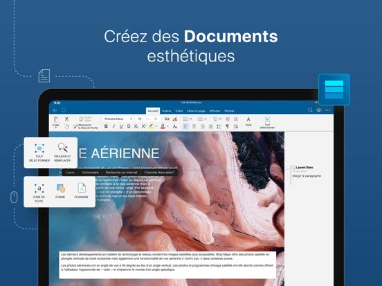 Screenshot #5 pour OfficeSuite et éditeur de PDF