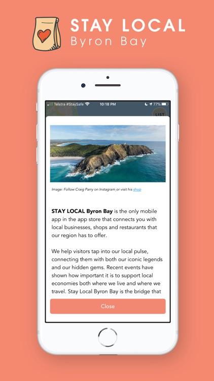 Stay Local Byron Bay