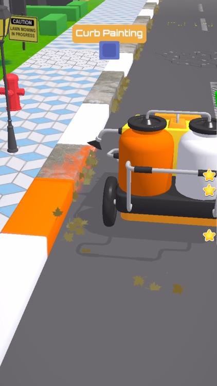 City Service 3D