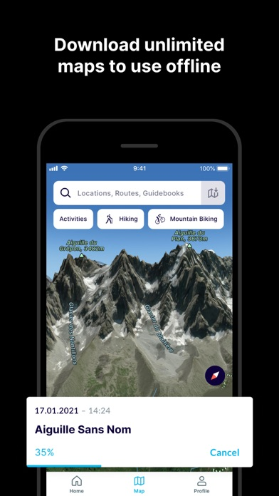 messages.download FATMAP: Ski, Hike, Bike Maps software