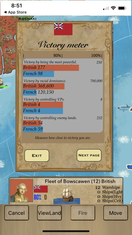 The French and Indian War screenshot-5