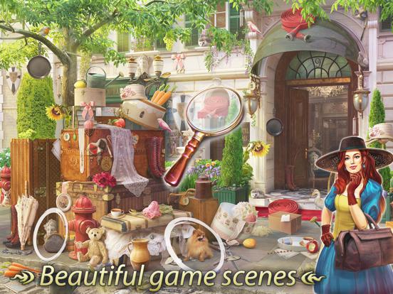 Secrets of Paris Hidden Object screenshot 10
