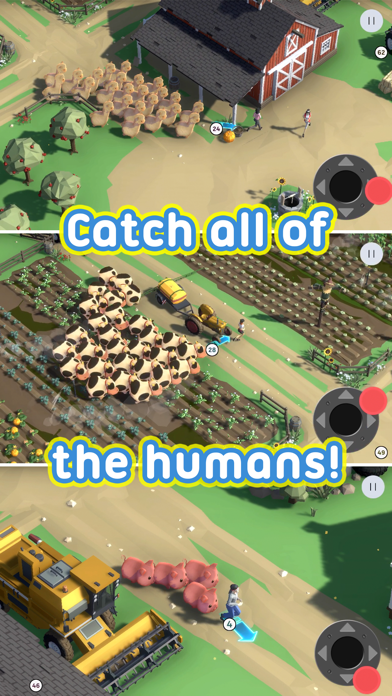 Clash of Crowds screenshot 2