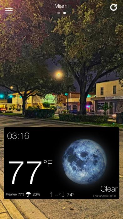 天気 •のおすすめ画像4