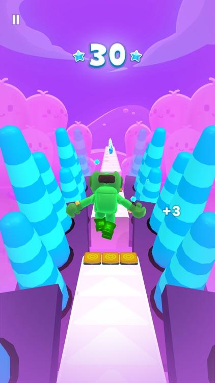 Pixel Rush - Survival Run screenshot-5
