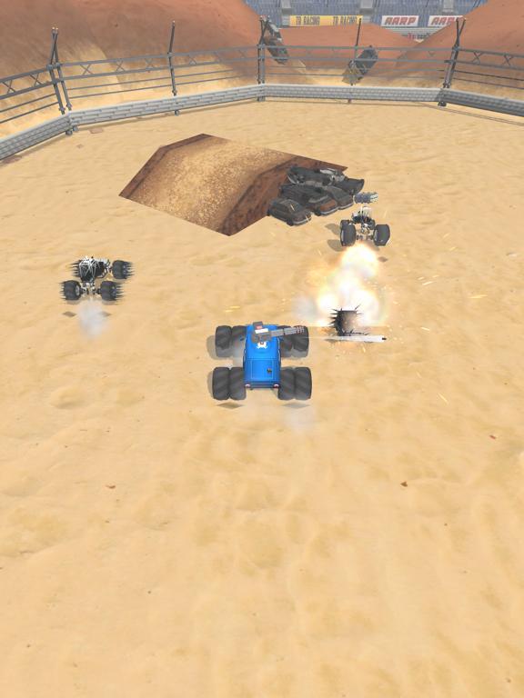 Carnage Run screenshot 11