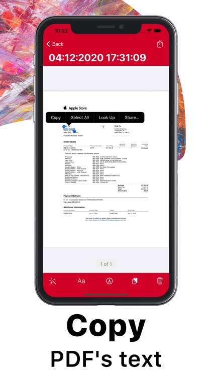 ScanPlus App - Scan Documents screenshot-3