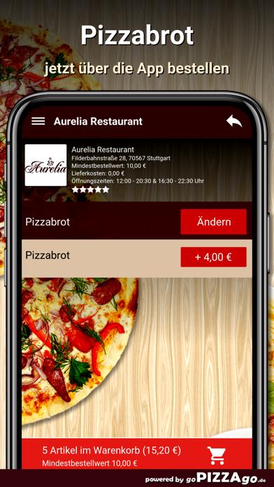 Aurelia Restaurant Stuttgart screenshot 5