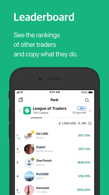 League of Traders