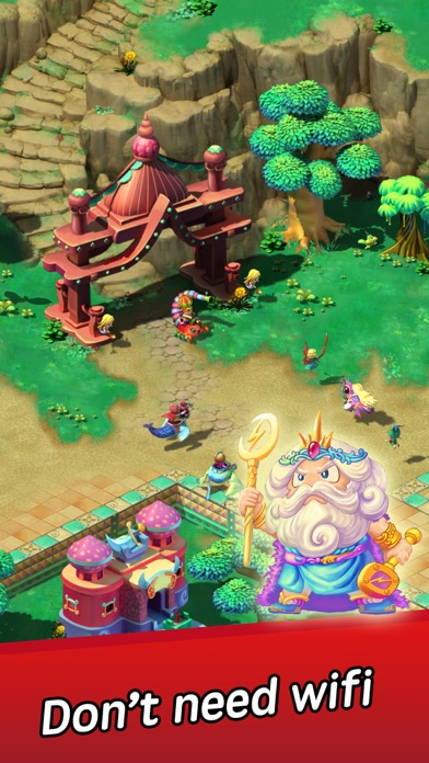 Angel Town 8- idle games Screenshots
