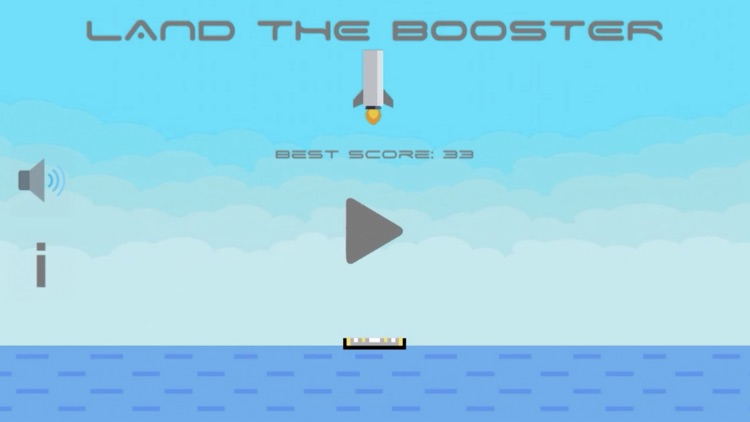 Land The Booster