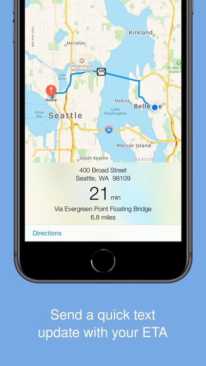 Traffic Time - Fast ETAs screenshot-4