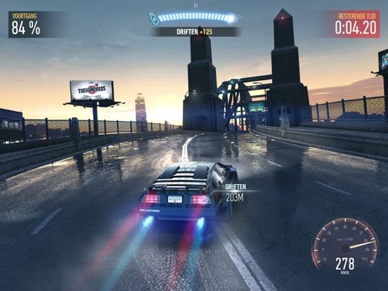 Need for Speed: NL Racing iPad app afbeelding 1
