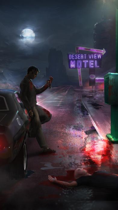 Vampire — Night Road screenshot 1