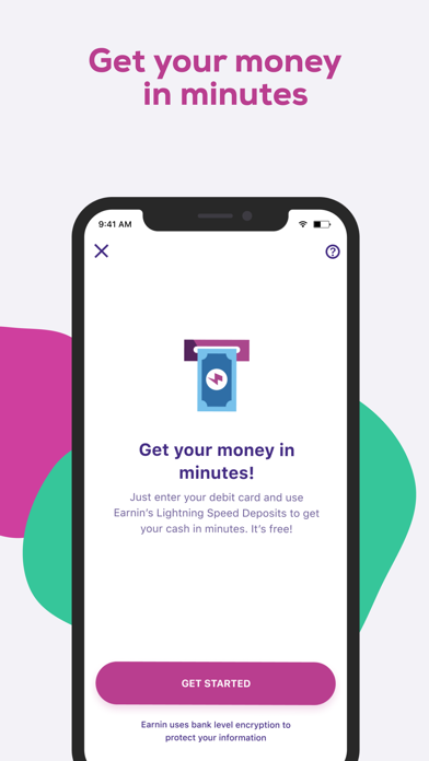 messages.download Earnin: Get $100, Save & Win software