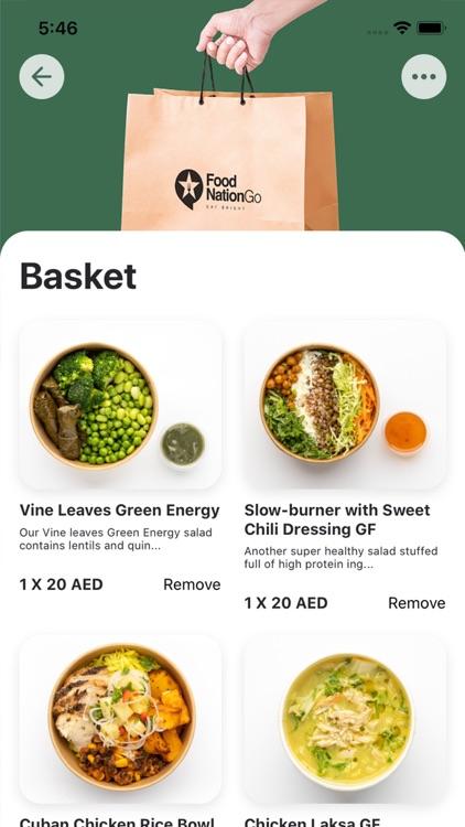 Food Nation Go screenshot-5