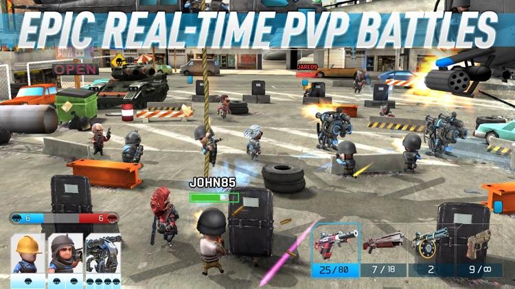WarFriends: PVP Shooter screenshot-4