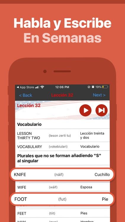 Mejor Curso de Inglés screenshot-3