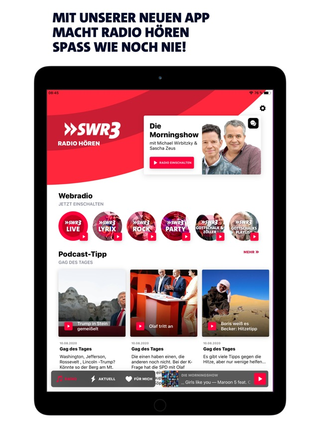 Swr3 On The App Store
