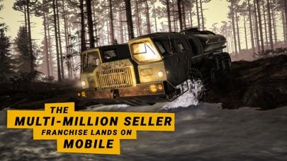 MudRunner Mobile Screenshot