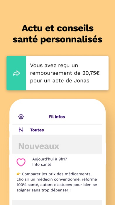 messages.download mySofie - Simplifie la vie software