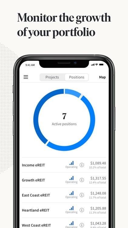 Fundrise screenshot-4