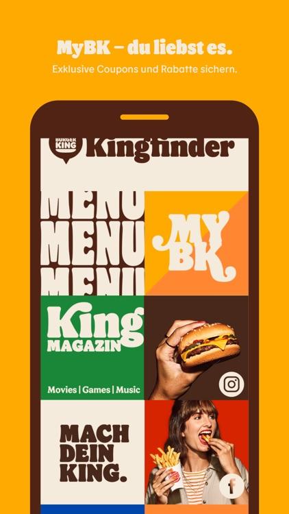 BURGER KING screenshot-3