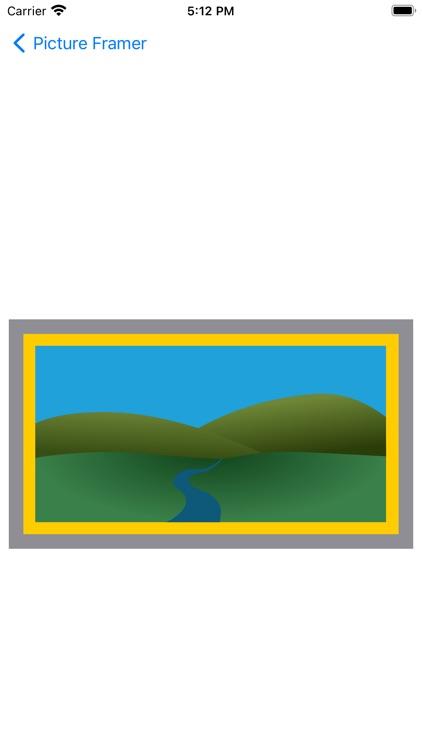 Picture Frame Calculator screenshot-3