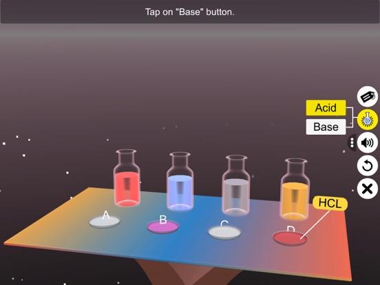 Acid and bases in laboratory screenshot 10