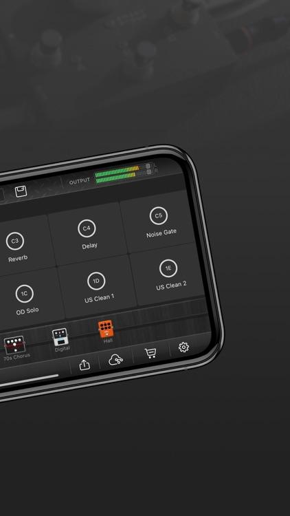 GELABS - Effects & Guitar Amps screenshot-3