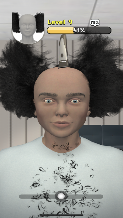 Real Haircut 3D! screenshot 3