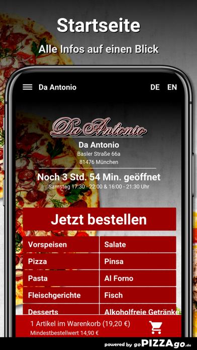 Da Antonio München screenshot 2