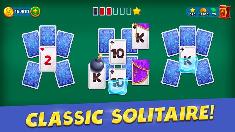 Solitaire Cruise Tripeaks Card screenshot-6