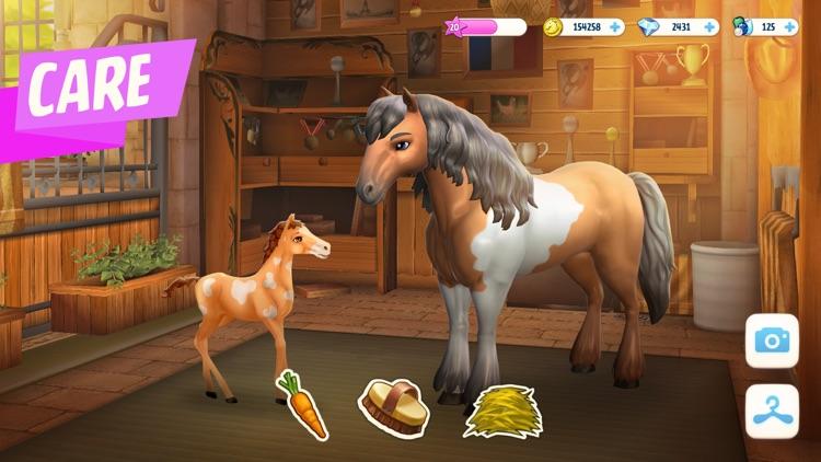 Horse Haven World Adventures screenshot-3